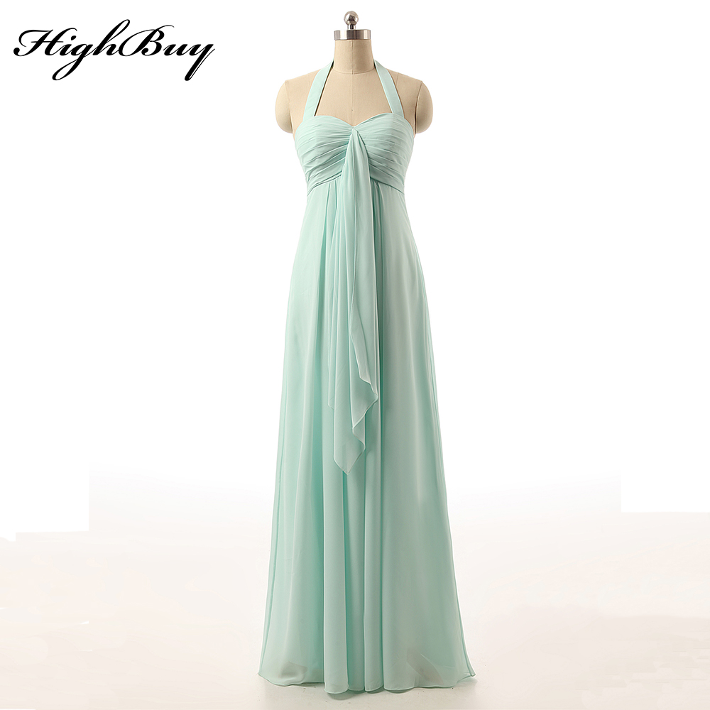 Popular halter bridesmaid dresses under 100 buy cheap halter highbuy cheap mint green long cheap bridesmaid dresses under 100 long 2017 vestido madrinha casamento plus ombrellifo Gallery