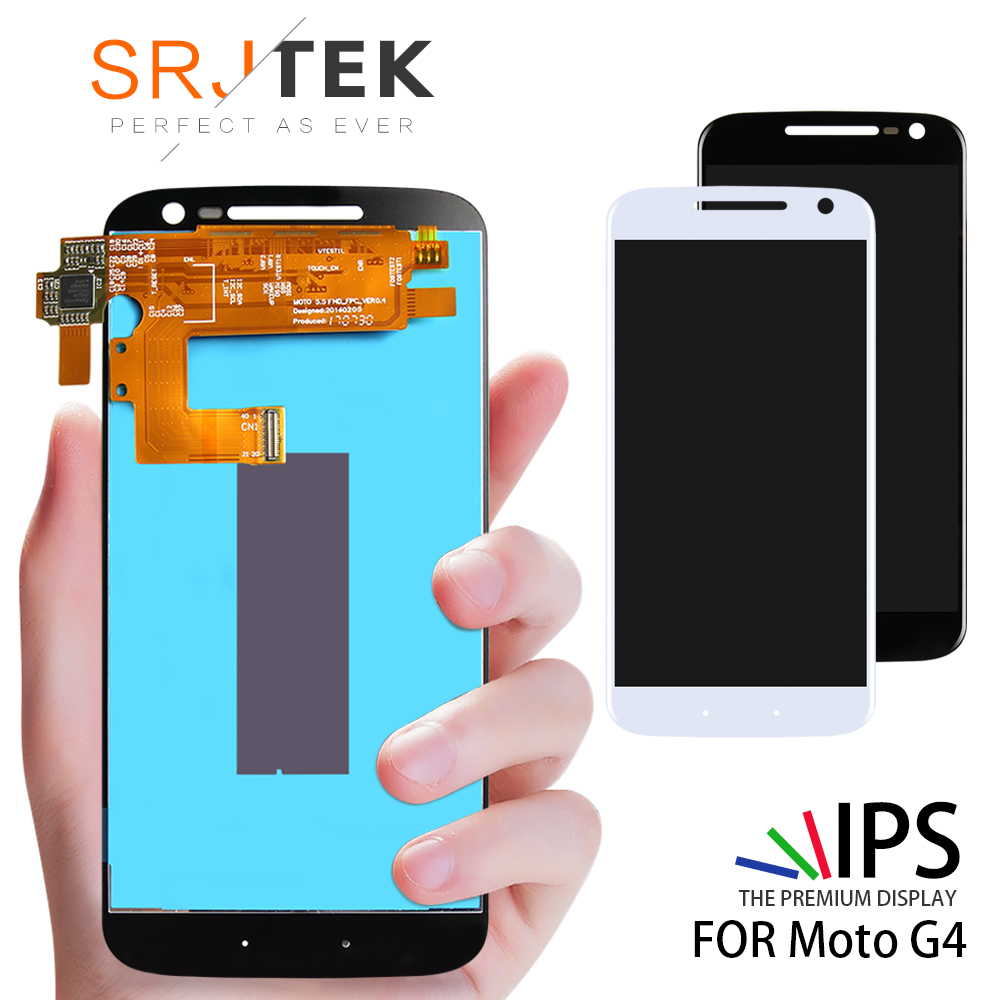 Warranty 5.5 1920x1080 HD LCD For Motorola Moto G4 Display Touch Screen Digitizer Assembly Replacement Black WhiteWarranty 5.5 1920x1080 HD LCD For Motorola Moto G4 Display Touch Screen Digitizer Assembly Replacement Black White