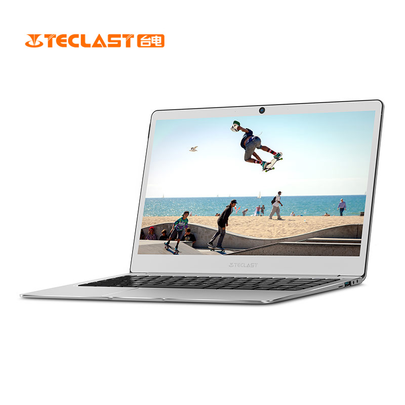 все цены на Teclast F7 Metal Notebook Laptop 14.0 inch Windows 10 6GB/ 64GB Intel Celeron N3450 RAM + 128GB SSD Quad-core 1.1GHz Laptop
