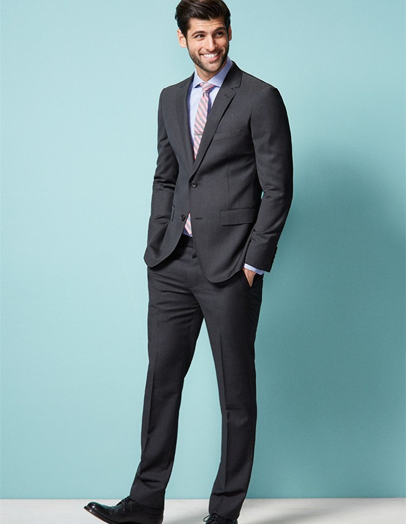 2 Piece Mens Suits | My Dress Tip