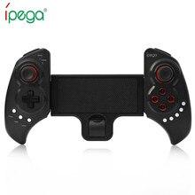 IPEGA pg-9023 телескопическая Беспроводной bluetooth геймпад игровой контроллер геймпад джойстик для Android телефоны Оконные рамы ПК Pad
