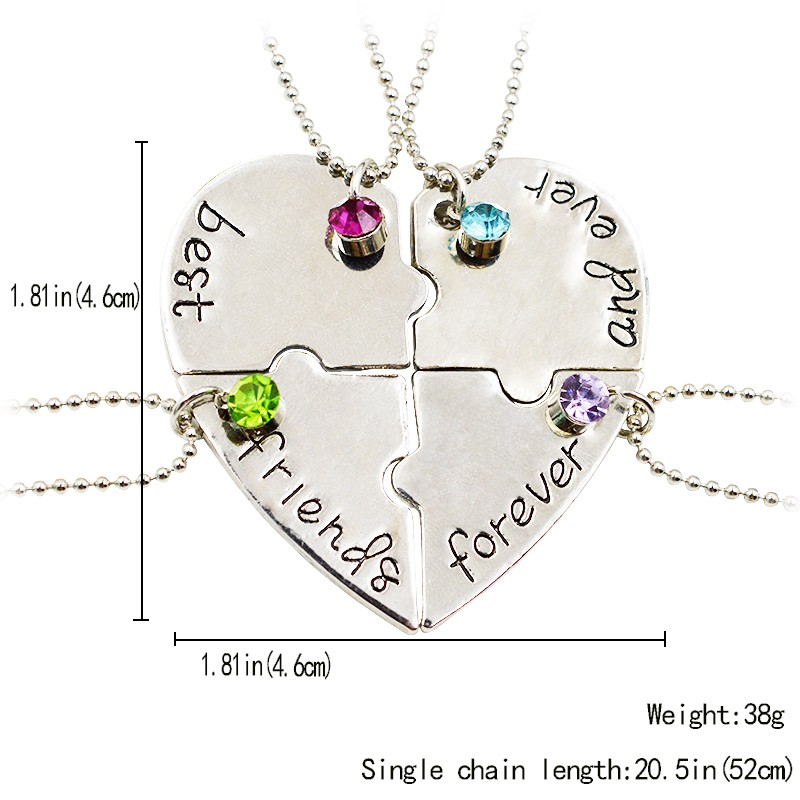 compare prices on 4 friendship necklaces shopping