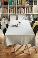 European and American cotton table cloth tablecloth simple modern cloth English