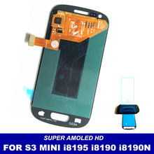 Phone LCD for Samsung Galaxy S3 Mini I8190 I8190N I8195 i8200 LCD Display Touch Screen Digitizer Assembly Replacement