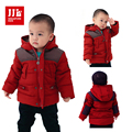 baby coat children's jacket winter clothes infant outwear boys coat kids snowsuit padded boy winter coat