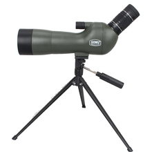 GOMU Waterproof Angled 20-60×60 Zoom Spotting Scopes With Tripod(Upgraded Version)