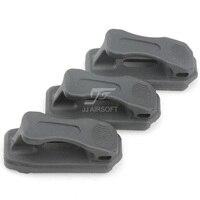 Elemanı Ranger Levha 5.56x45  3 Paket (Siyah) plate plate black  -