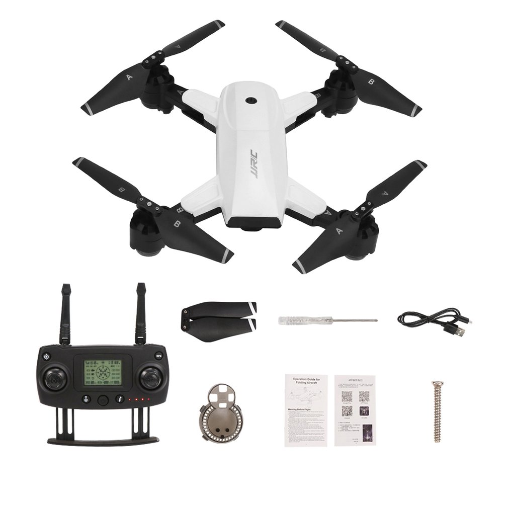 JJR/C H78G RC Drone Quadcopter 1080P 5G Wifi FPV Aircraft Plane GPS Positioning Altitude Hold Headless One Key Return FoldableJJR/C H78G RC Drone Quadcopter 1080P 5G Wifi FPV Aircraft Plane GPS Positioning Altitude Hold Headless One Key Return Foldable