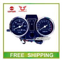 110cc 125cc 200cc 150cc zongshen loncin lifan foton speedometer odometer speedo meter with electronic instrument free shipping