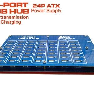 49 Port Usb Hub Charging Or Tr