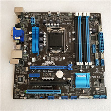 Free shipping original motherboard for ASUS P8Z77-M LGA 1155 DDR3 32GB DVI VGA HDMI USB2.0 USB3.0 Z77 desktop motherboard