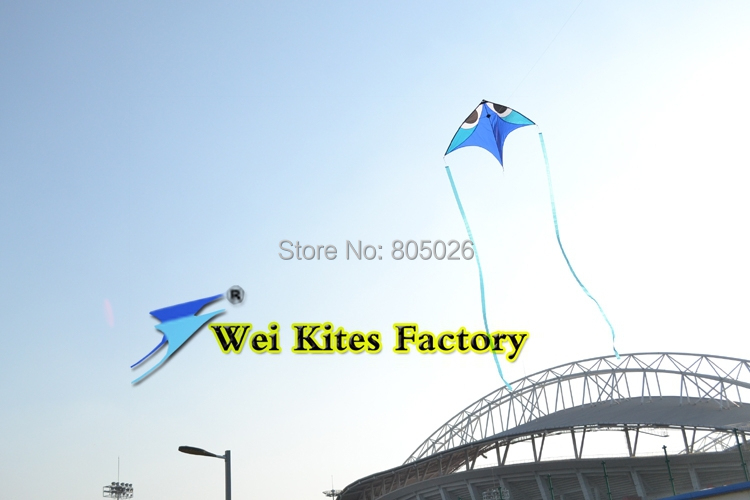 free shipping high quality new City Elf kites-easy to fly Can mix styles suit for gentle breeze japanese home decoration weikite
