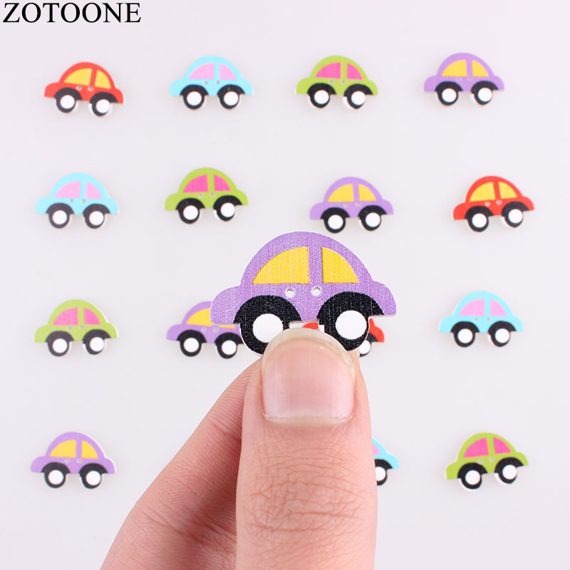Apparel Sewing & Fabric Ambitious Zotoone Diy Car Colorful Wood Scrapbooking Buttons For Clothing Sewing Accessories 2mm Handmade Easter Buttons For Crafts Decor Buttons
