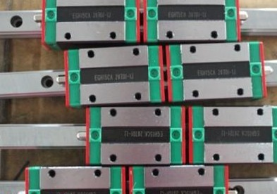 100% genuine HIWIN linear guide HGR25-1700MM block for Taiwan hiwin 100