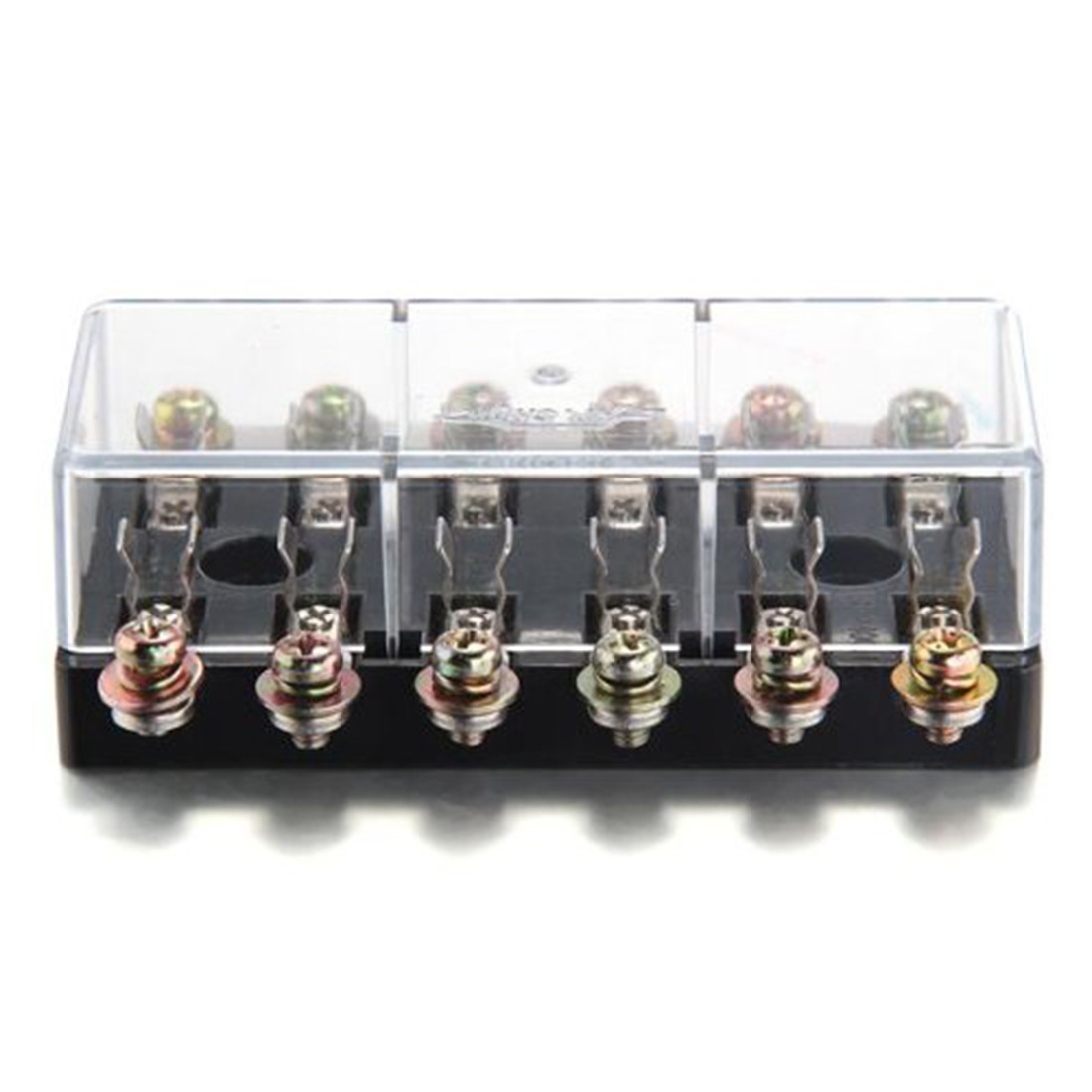 hight resolution of marsnaska brand new universal 12v 6 way fusebox fuse blade fuse box fuseholder kit car boat in fuses from automobiles motorcycles on aliexpress com