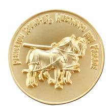 coins OEM low price Custom Souvenir Gold Coin cheap custom metal 3D