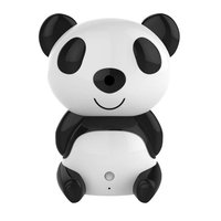 Hd 1280 X 720P Wireless Video Baby Monitor Night Vision Cute Panda Cloud Network IP Camera