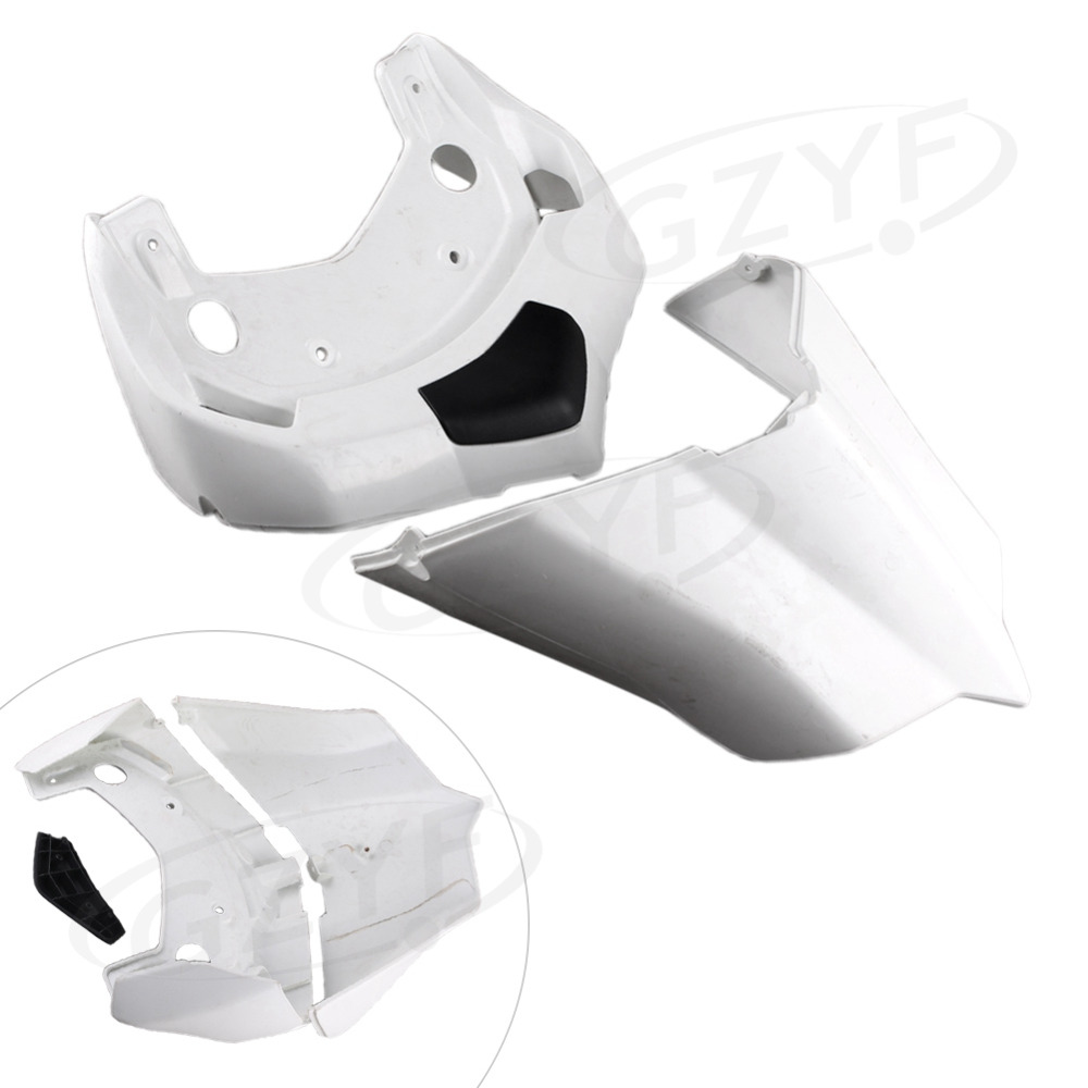 For Ducati 999 749 2003 2004 Tail Rear Fairing Cover Bodykits Injection Mold ABS Plastic, Unpainted high match injection mold fit for ducati 03 04 749 999 2003 2004 bodywork fairing kit brand logo decal 4 free gifts