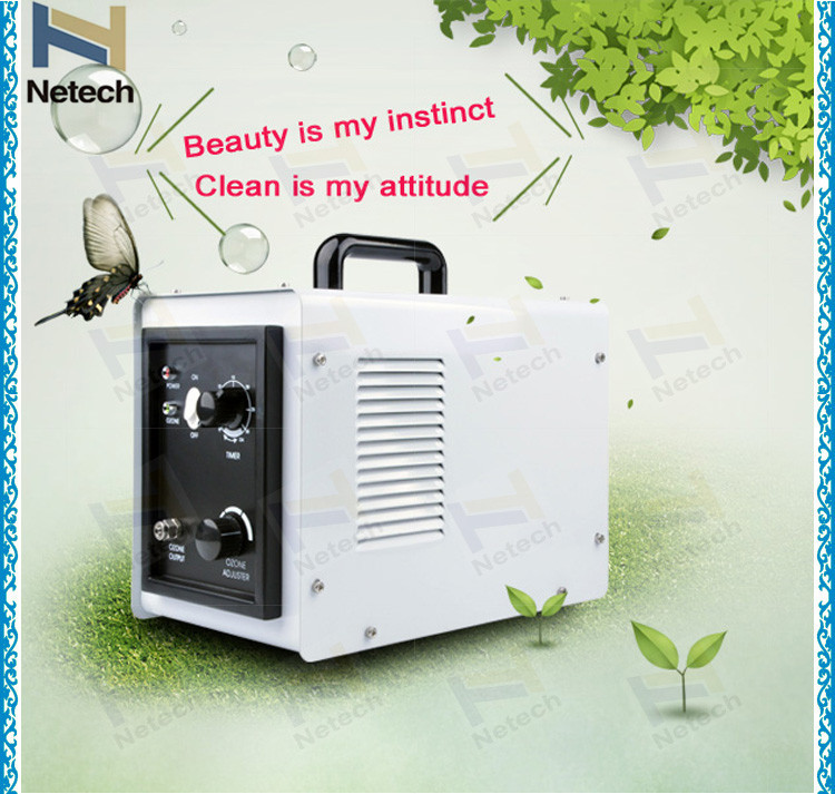 Best Quality White 5g Home Use Portable Air Cooling Ceramic Ozone Generator For Living Room
