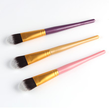 OutTop 2018 Hot Sale High Quality 1pc Handle Powder Blush Brush Foundation Brush Makeup Tool Health & Beauty Dropshipping Mar30
