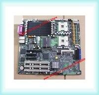 X6DHE-G2 서버 보드 E7520 칩 800 FSB 방화벽 보드 DDR2