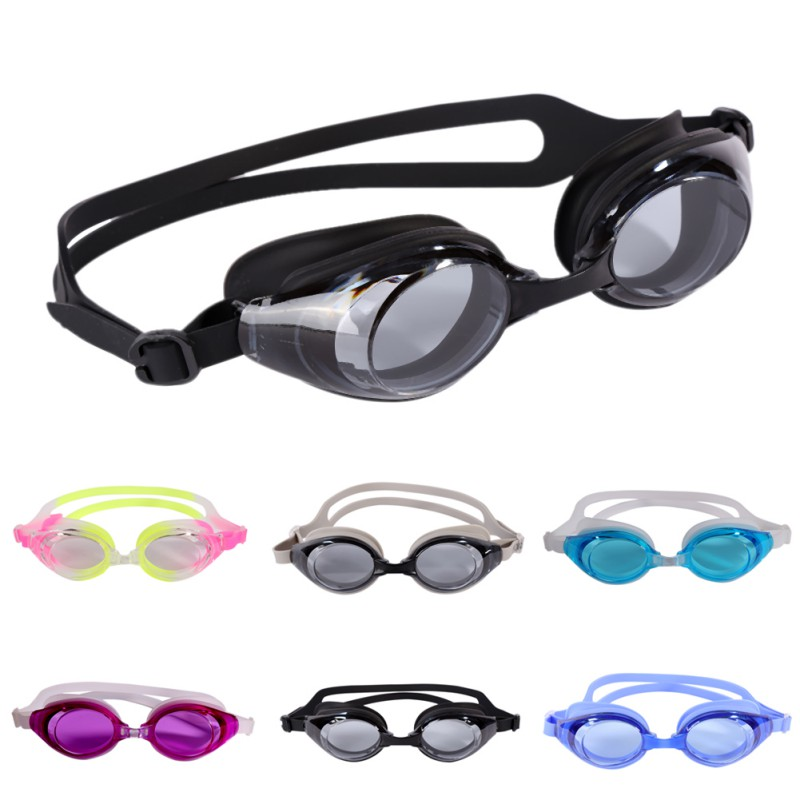 216da67e0e35 Professional Adjustable Sports Swimming Goggles Adult Unisex Anti Fog Swim  Glasses Hot-in Swimming Eyewear from Sports   Entertainment on  Aliexpress.com ...