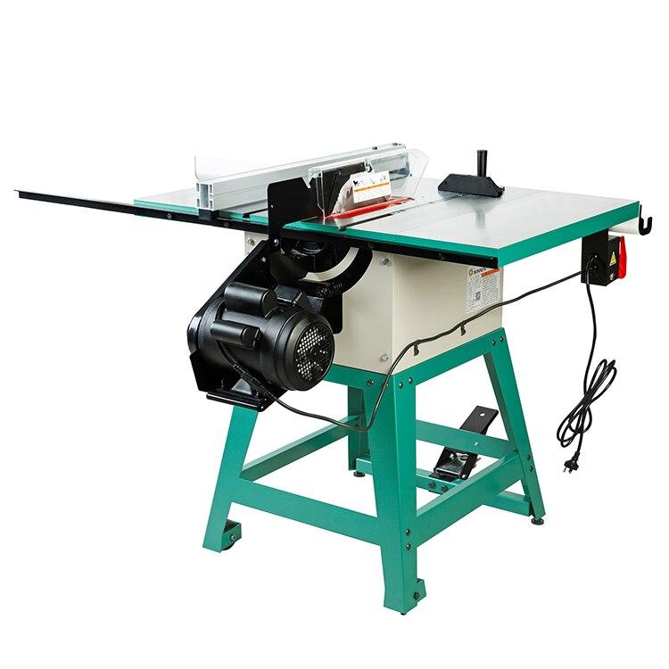 1500 W professionele grade 10-inch tafelcirkelzaag machine H36650 hout zagen
