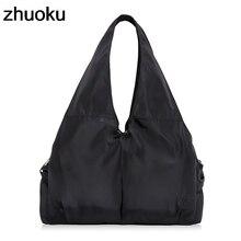 Female Purse Top-Handle-Bag Beach-Bag Nylon Casual Tote Shoulder Famous-Brand Big Women