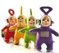 4 шт./компл. 25 см бесплатная доставка игрушки и хобби куклы телепузики яркие куклы высокое качество горячая распродажа плюшевые игрушки