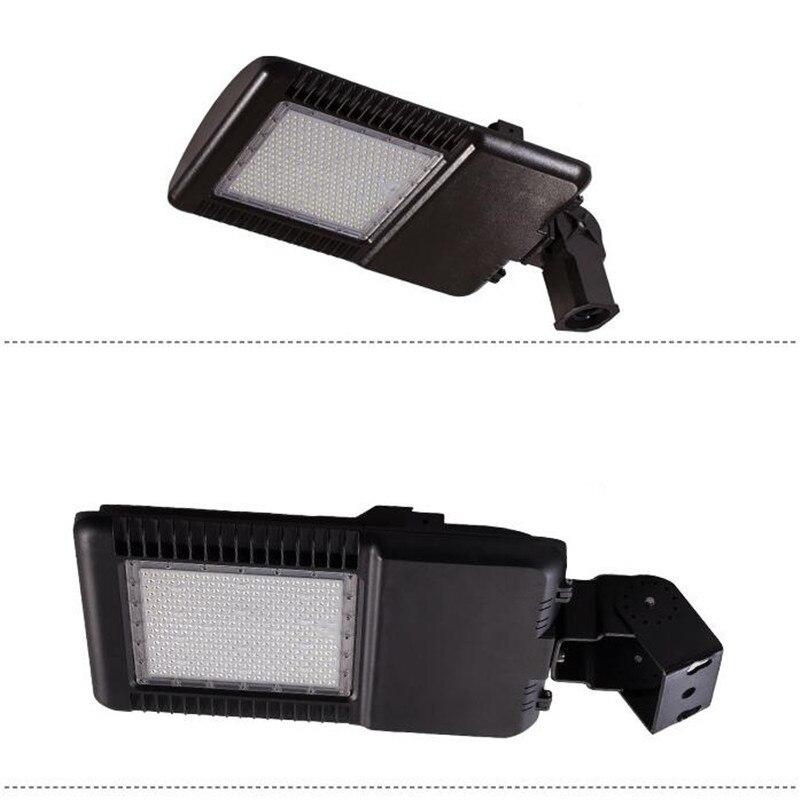 180 Вт Street Light женская обувь со светодиодами коробка Light ультра тонкие освещения дороги, управление светом, инфракрасный датчик 3 года гаранти