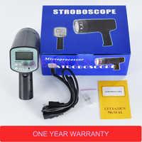 Handheld Stroboscope DT-2350PA 50-12000 FPM Non-contact measure rotative velocity Observe the movement tracks