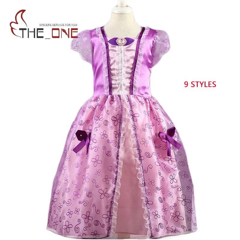 Promoción de Vestido De Rapunzel Verano - Compra Vestido De Rapunzel ...