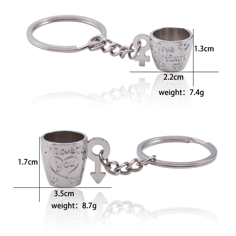 1-Pair-Trendy-Couple-Keychain-3D-Silver-Coffee-Cup-Key-Chain-Lovers-Carved-Love-Heart-Key (1)