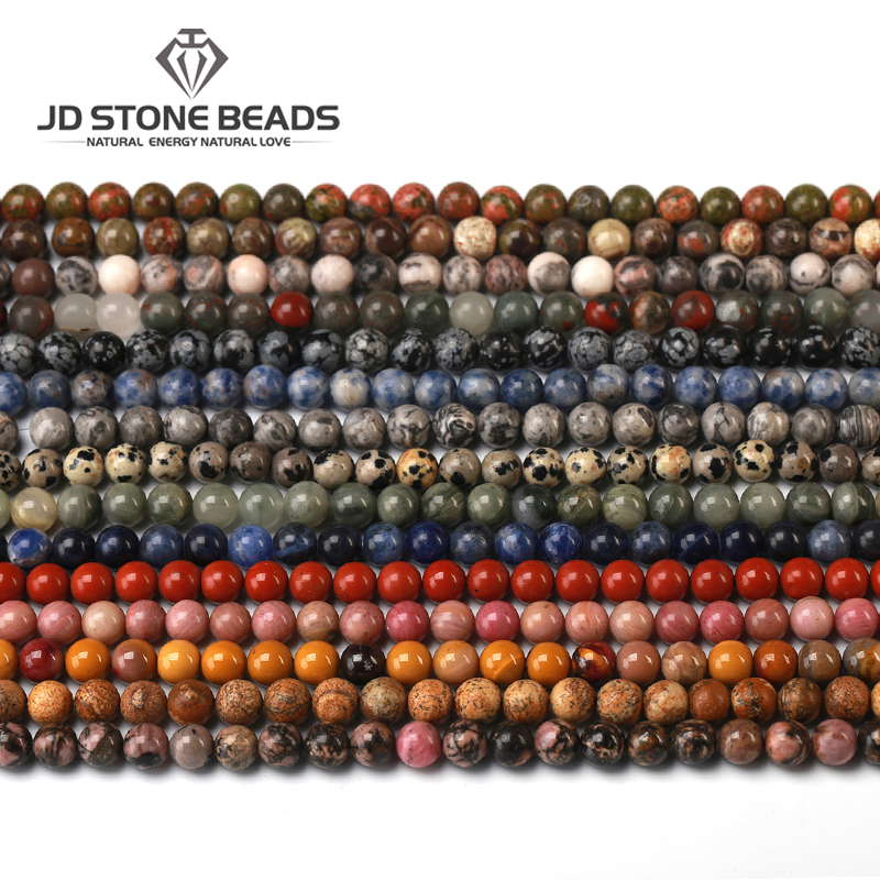 18 Color Gorgeous Stone Beads Pink Quartz Beads Onyx Agate Loose Beads Unique Gifts Design Accessory Gemstone For Jewelry Making
