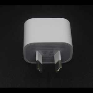 Image 1 - 50 יח\חבילה AU Plug 5V 1A USB מטען קיר מתאם עבור Iphone 6 6S 7 בתוספת 4 5 5S 5C SE Ipad סמסונג HTC סוני נוקיה