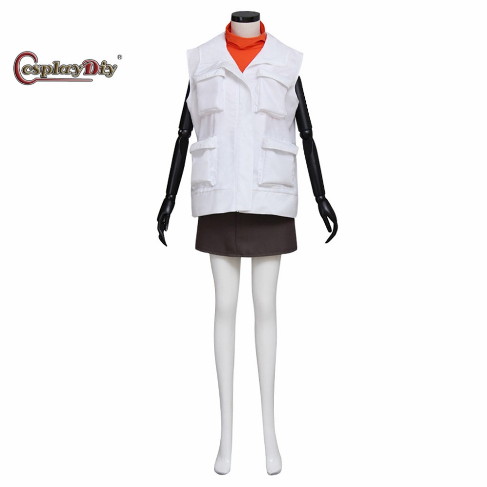 Cosplaydiy High Quality Game Silent Hill Heather Mason Costume Adult Women Halloween Carnival Cosplay Clothes Custom Made J5 image