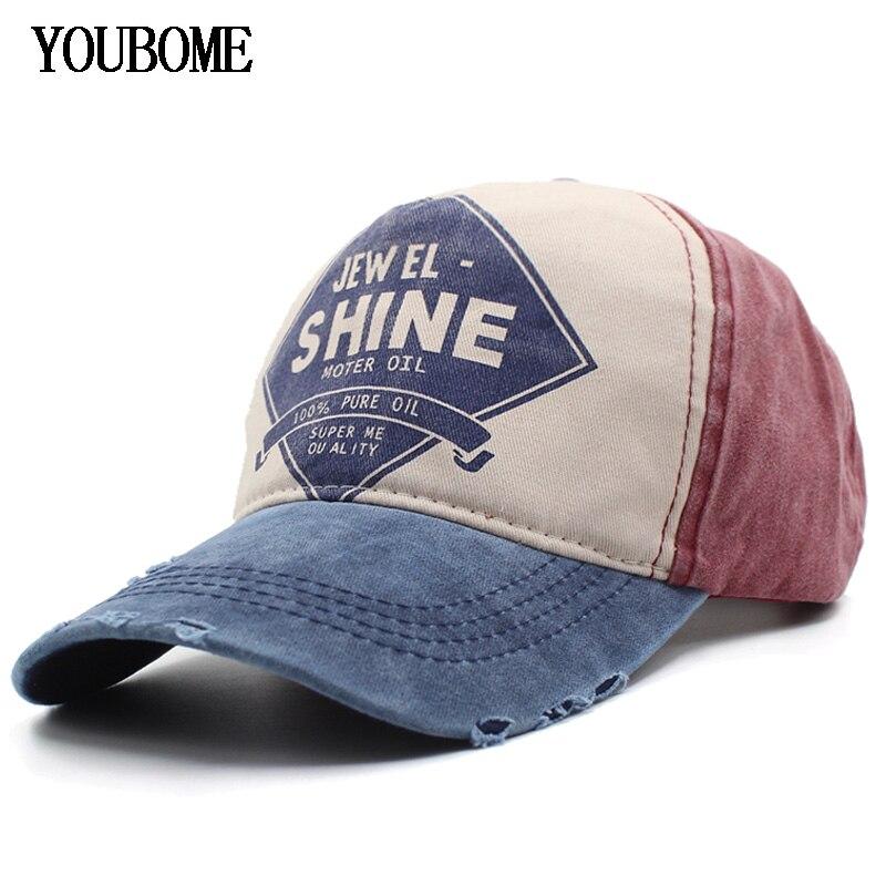 YOUBOME Mulheres Boné de Beisebol Tampas Snapback Chapéus Para Os Homens Da Marca  Casquette Trucker Osso d8e1802ea4c