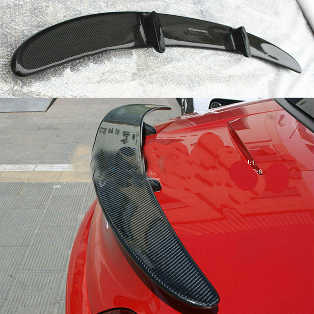 Bmw Z4 Boot: H Style Z4 E89 Carbon Fiber Rear Trunk Spoiler Wing For