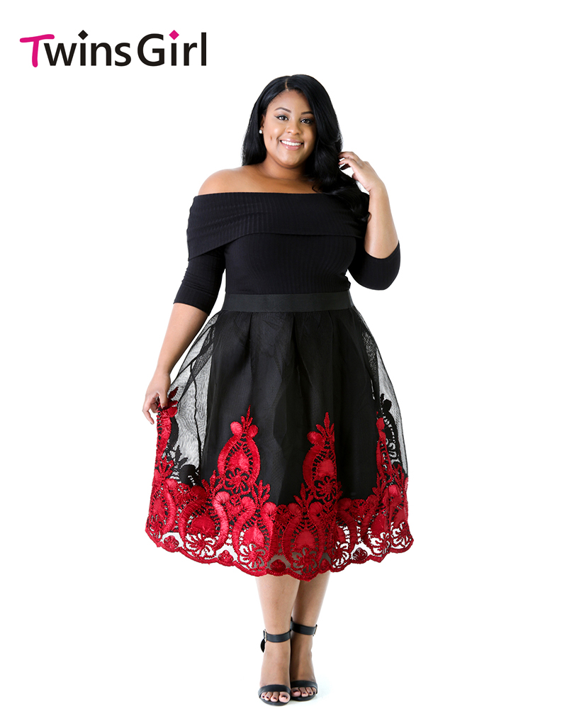Buy Fashion Big Girl 2017 Party Plus Size