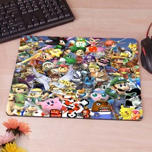 Video Games Characters New Anti-Slip Mouse Pad PC Game Gaming Mouse Pad