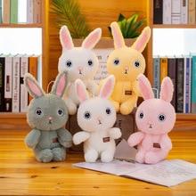 35cm New Style Cute Rabbit Doll Soft Plush Toys Stuffed Animal Rabbit Plush Doll Children Toy Girls Ragdoll Gift ragdoll