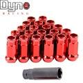 DYNO RACING -  Muki SR48 LUG NUTS 12X1.5  1.5 ACORN RIM EXTENDED OPEN END