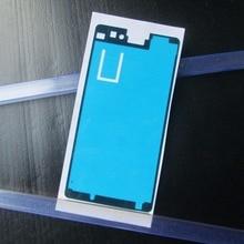 Blingird спереди Водонепроницаемый клей для Sony Xperia Z1 Compact Z1 мини D5503 ЖК-дисплей держатель Корпус Рамки крышка Клейкие ленты Стикеры