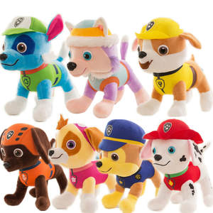 Puppy-Toy Plush-Doll Patrulla Anime Stuffed Children Dog Everest for Gift Paw Canina-Action
