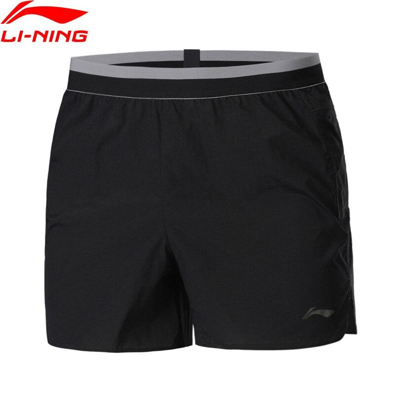 Li Ning Men Running Series Track Shorts AT PROOF SMART Waterproof Breathable LiNing Sports Shorts Bottoms