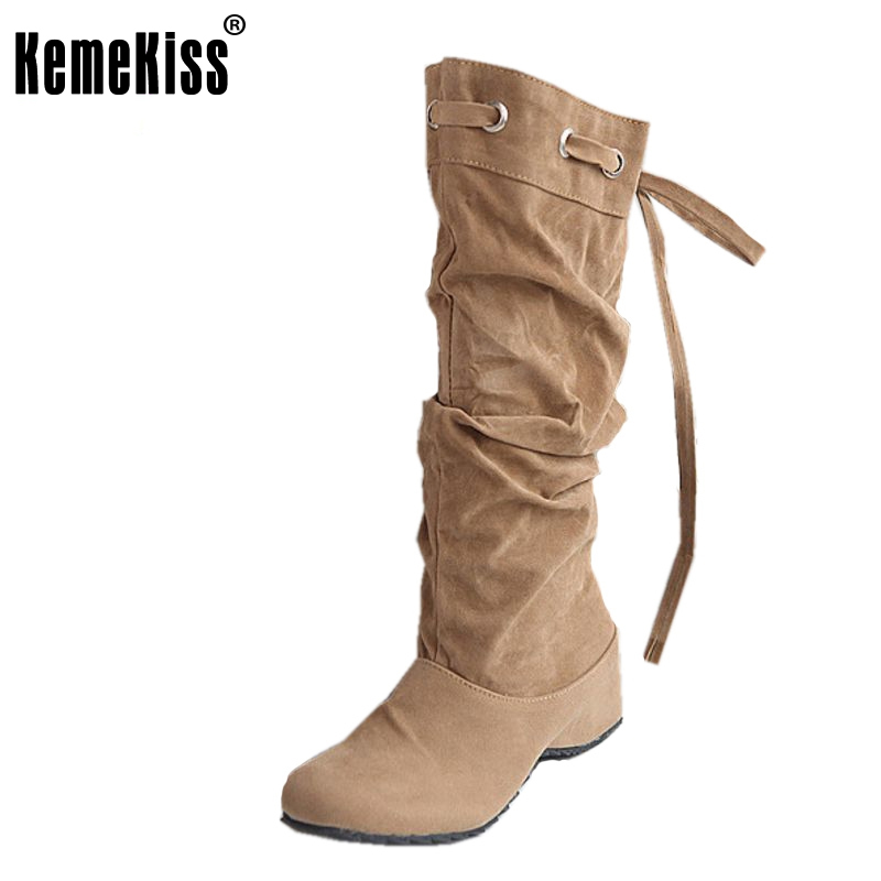 women flat over knee boots ladies riding fashion long snow boot warm winter brand botas footwear shoes P1501 size 34-43 size 30 44 women flat over knee boots ladies riding fashion long snow boot warm winter brand botas footwear shoes p10263