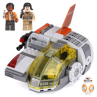 330 stks Star Wars Rebel Cabine Kids plastic Bouwstenen Speelgoed Jongen Als assemblage Blokken Geschenken Bevorderen denken en verbeelding