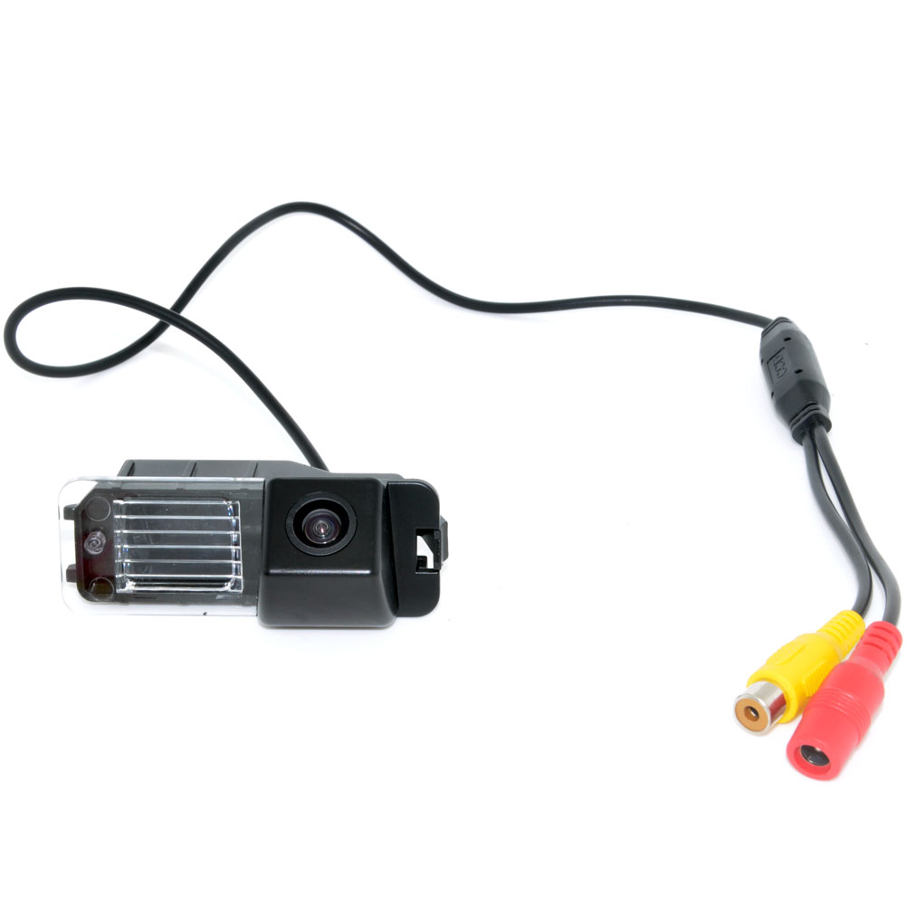 CCD Car Reverse Rear View backup Camera parking rearview Parking System For VW Volkswagen Polo V (6R) / Golf 6 VI / Passat CC 10