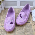 children shoes girls shoes 2017 new autumn soft single shoes girls fashion flower flat shoes girls