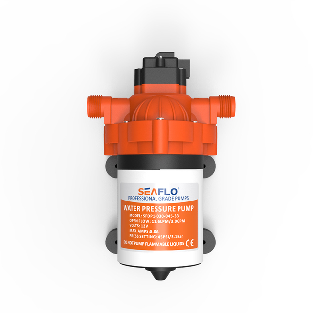 Seaflo 30 gpm 45 psi automatic demand marine water diaphragm pump seaflo 30 gpm 45 psi automatic demand marine water diaphragm pump 12v dc self priming ccuart Images